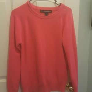 Super soft pink sweater